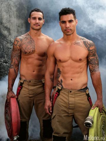 Австралийские пожарные 2021