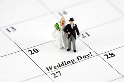 Александра Харрис рассказала, какие дни подходят для свадьбы в 2021 году