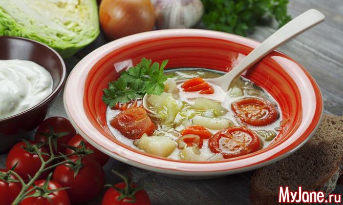 Суп да каша