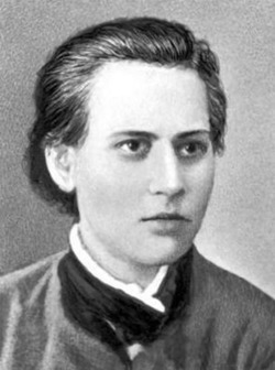 Анна Голубкина после революции