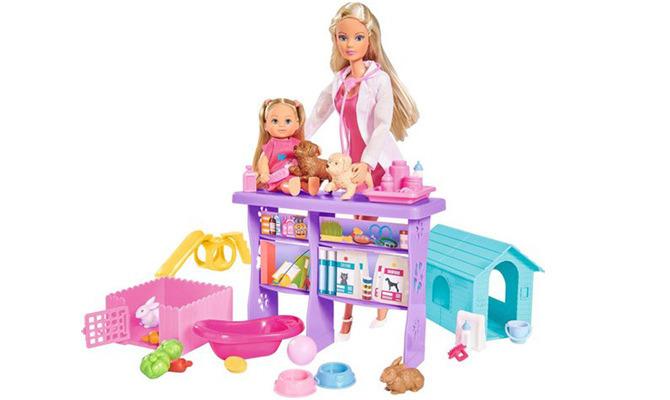 Steffi  против Barbie: клон или уникальная кукла?