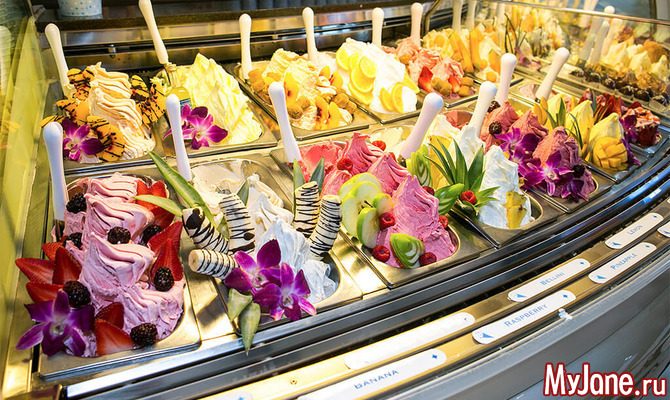 Страны мира, в которых можно попробовать самое вкусное и необычное мороженое