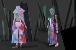 Кира Дихтяр: что такое цифровая одежда и кто ее носит