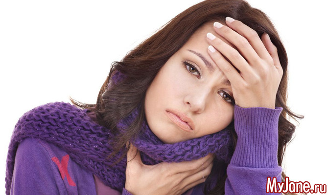 Ангина. Не пропустить опасные симптомы