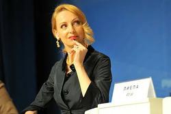 Илзе Лиепа впечатлила публику своим внешним видом
