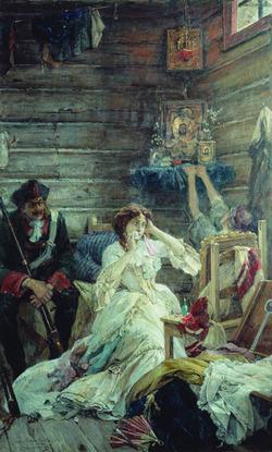 Мария Гамильтон: что случилось с любовницей Петра I