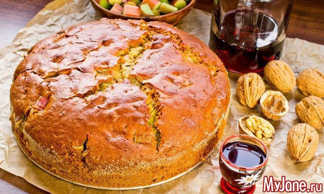 День шарлоток и осенних пирогов