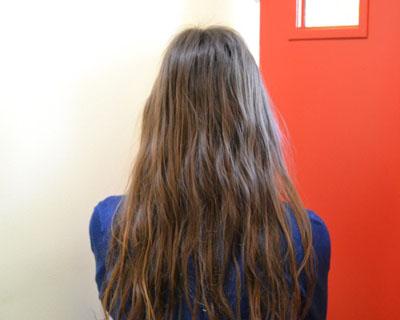 сода и уксус для мытья волос