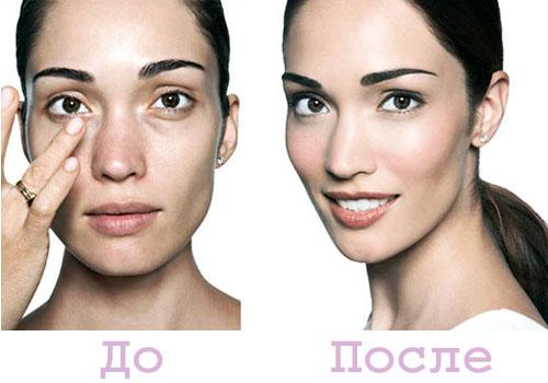 волшебная сила макияжа фото до и после