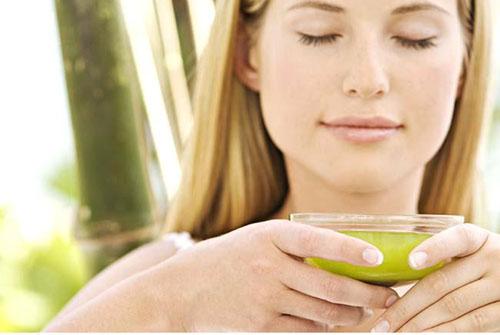 Как зеленый чай для похудения помогает сбросить вес? Вся