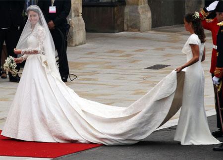 Герцогиня кембриджская платья свадебные