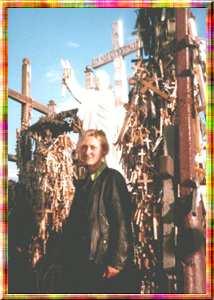 Литва: гора крестов