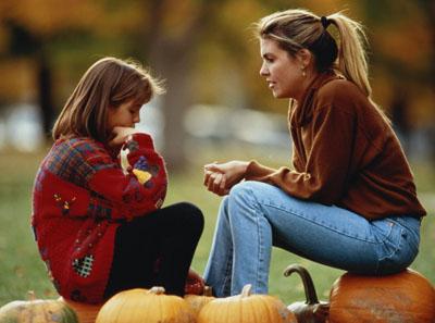 мама и дочь красивые картинки